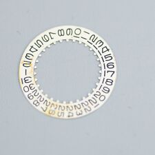 PATINA FAT FONT Rolex Submariner GMT Date Disc Wheel 1675 1680 1560 1570 1575