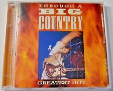 Big Country - Through a (NEW CD ALBUM) Greatest Hits / Very Best of / Remastered