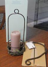 PartyLite Garden Lites Hanging Candle Holder
