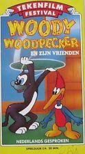 WOODY WOODPECKER  EN  ZIJN VRIENDEN - VHS