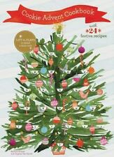 NEW - Cookie Advent Cookbook: With 24 festive recipes