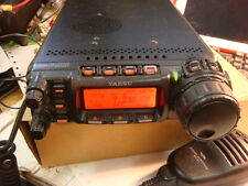 YAESU FT-857D HF/VHF/UHF ULTRA COMPACT TRANSCEIVER PLUS EXTRAS