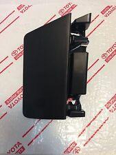 *NEW LEXUS RX350 RX450H F-SPORT FRONT RIGHT BUMPER TOW HOOK COVER OEM CAP 13-15