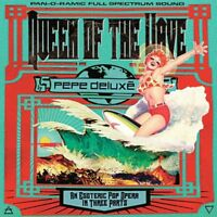 PEPE DELUXE Queen Of The Wave 2012 12-track CD digipak NEW/SEALED