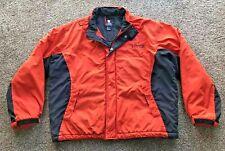 Vintage CHAPS Ralph Lauren Winter Coat Men's XL Orange