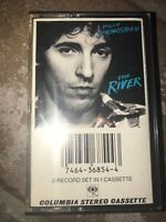 Bruce Springsteen The River 1980 Hard Classic Rock Roll Cassette Tape Pop