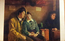 SALON DE PARIS -J. Paul Alizard- In the carriage