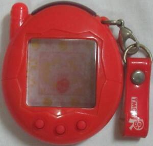 Bandai Tamagotchi Game Red 2004