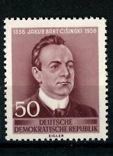 DDR_1956 Mi.Nr. 535 Bart-Cisinski 100. Geburtstag