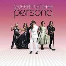 Persona by Queen Latifah (CD, 2009, Flavor Unit Records) Great Condition!