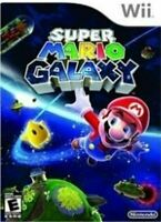 Super Mario Galaxy - Original Nintendo Wii game