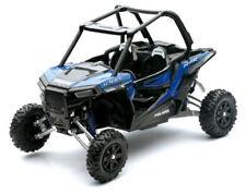 POLARIS RZR XP1000 ATV - 1:18 Scale - VOODOO BLUE