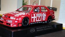 SLOT IT Slot Car 1:32 ALFA ROMEO 155 V6 Ti DTM Red in Display Box Scalextric