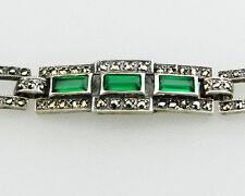 Sehr schönes altes 925er Silber Armband - B1054