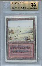 MTG Revised Dual Land Badlands BGS 9.5 Gem Mint Card w 10 Centering 6450