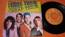 "CHEAP TRICK I want you to want me, LIVE, 7"" SINGLE Spanish 1978"