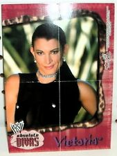 WWE - ABSOLUTE DIVAS 2002 - VICTORIA - MINI POSTER