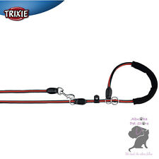 Fusion Adjustable Retriever Dog Leash, Collar & lead in one 2 stage adjustable
