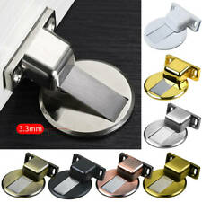 Invisible Anti-Collision Door Magnetic Floor Mounted Holder Stop Catch