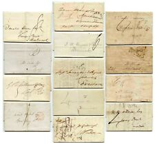 GB EARLY LETTERS POSTAL HISTORY POSTMARKS... PRICED INDIVIDUALLY