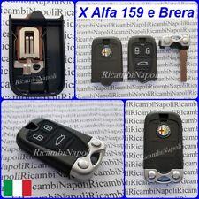 Scocca Chiave Key Cover Telecomando a 3 Tasti Guscio x ALFA ROMEO 159 e BRERA