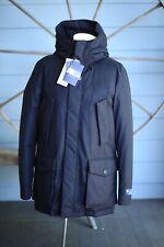 Woolrich Loro Piana Down Jacket Coat SZ Medium Navy NWT $1,399
