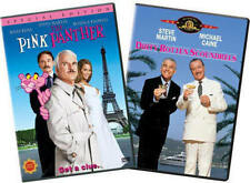 PINK PANTHER/DIRTY ROTTEN SCOUNDRELS NEW DVD