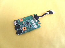 LENOVO IDEAPAD Z570 Z575 CARD READR / USB / AUDIO BOARD + CABLE