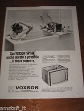 AF24=1968=VOXSON STEREO TV TELEVISORE=PUBBLICITA'=ADVERTISING=WERBUNG=