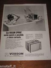 AF24=1968=VOXSON STEREO TV TELEVISORE=PUBBLICITA'=ADVERTISING=WERBUNG=