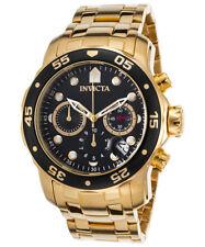 Invicta Men's Pro Diver Quartz Multifunction Black Dial Watch 21922