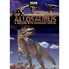 Allosaurus DVD BBC Video Dinosaur Science Documentary Educational