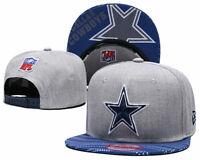 Dallas Cowboys NFL Football Embroidered Hat Snapback Adjustable Cap