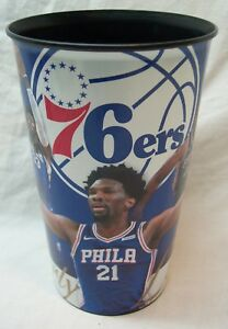 PHILADELPHIA 76ERS SIXERS NBA JOEL EMBIID, BEN SIMMONS JJ REDDICK STADIUM CUP