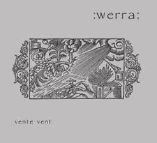 :Werra: - Vente Vent CD Neofolk, Forseti, Death in June