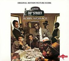 "Bobby Womack ""Across 110th Street"" Remaster [Hard Case] R&B Funk... Brand New CD"
