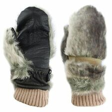 Women's Leather Gloves & Mittens