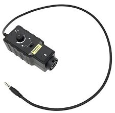 Saramonic SmartRig II XLR Mic & 6.3mm Guitar Adapter w/ Phantom Power Preamp