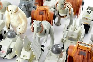Vintage Star Wars Mini-Rigs & Creatures - Please choose from selection