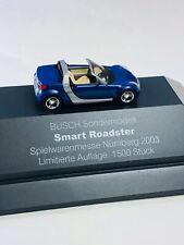 Busch 1/87 Sondermodel SMART ROADSTER Spielwaremesse 2003 Nurnberg