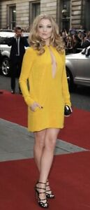 NATALIE DORMER - LOOKING AWESOME IN THIS YELLOW DRESS !!
