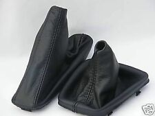 FITS BMW E30  REAL LEATHER GEAR BOOT + HANDBRAKE BOOT 1982-1991