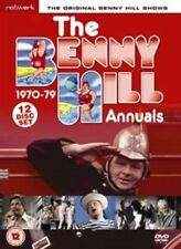 Benny Hill The Complete 70 S Annual DVD