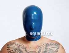 Latex Rubber hood with micro perforations
