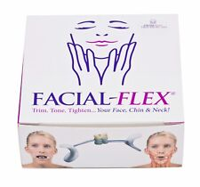 Facial-Flex® Facial Exercise and Neck Toning Kit - Official Listing