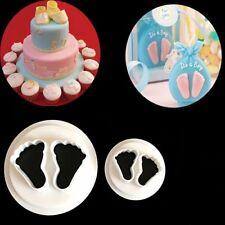 Baby Feet Cutters Sugarcraft Biscuit De Pâtisserie Fondant Cutter Cake