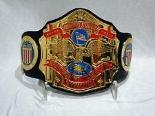 NWA US United State HeavyWeight Wrestling Championship Belt Replica High Quality