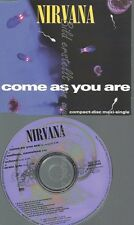 CD--NIRVANA--COME AS YOU ARE | SINGLE