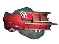 1930's Garton Peddal Fire Truck