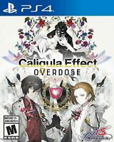 Caligula Effect: Overdose PS4 PlayStation 4 Brand New